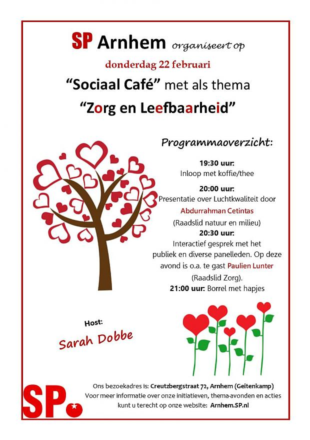 Sociaal Café